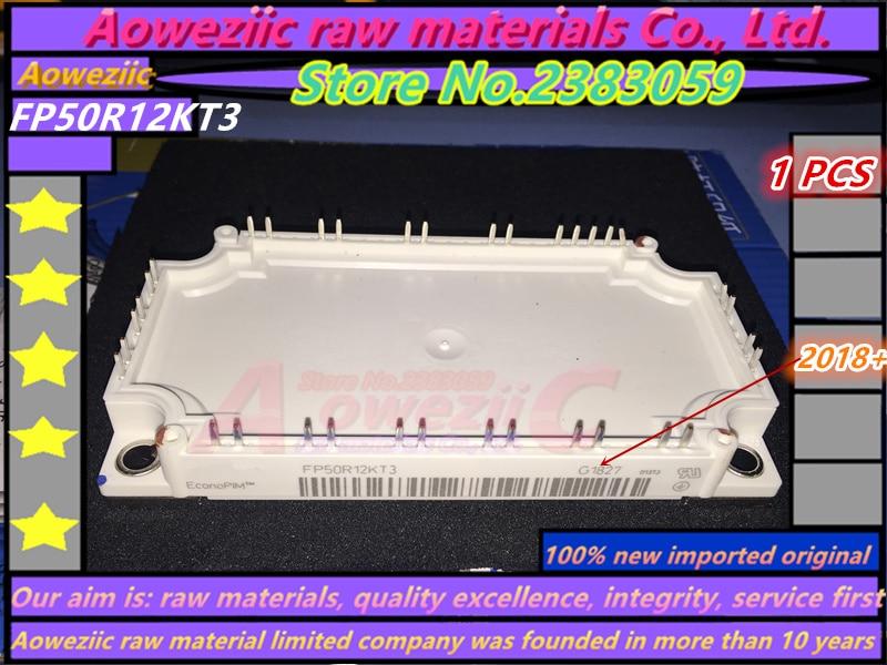 Aoweziic 100% new imported original FP50R12KT3 FP50R12KE3 FP50R12KT4 FP75R12KE3 FP75R12KT3 FP75R12KT4 FP100R12KT4 power module