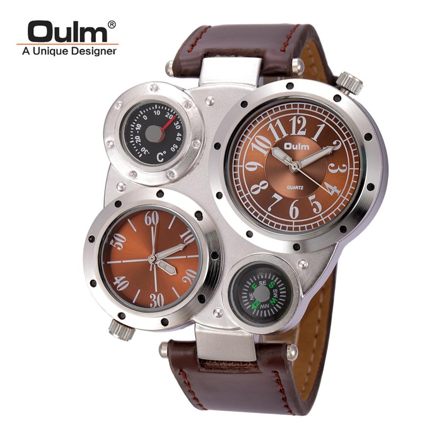 Oulm Men საათები ანტიკური - მამაკაცის საათები - ფოტო 6