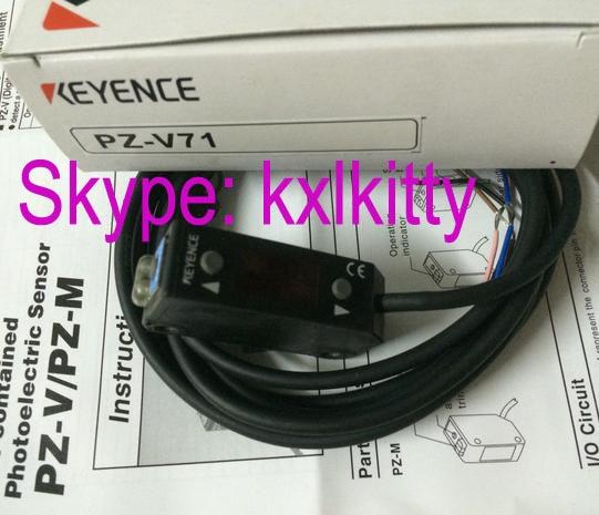 PZ-V71  KEYENCE Photoelectric switch  недорого