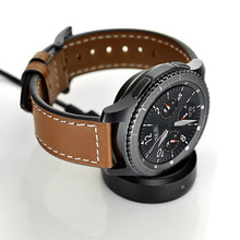 For Samsung Gear S3 Classic / Frontier 2016 New Arrival Wholesale High Quality Qi Wireless Charging Dock Cradle Charger