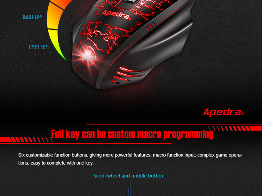 Professional USB Wired Gaming Mouse Professional USB Wired Gaming Mouse HTB1kfZCSFXXXXb8XVXXq6xXFXXXZ
