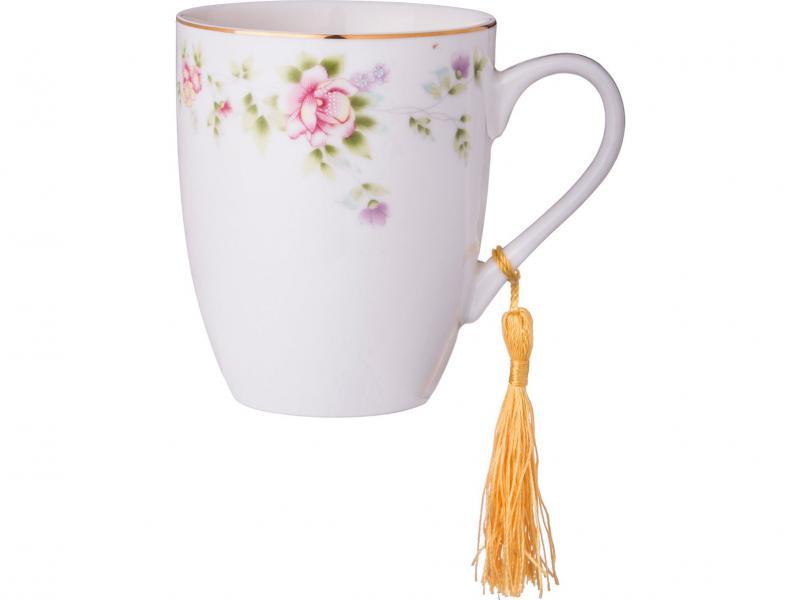 Mug Lefard, Catherine, 350 ml mug lefard 340 ml white