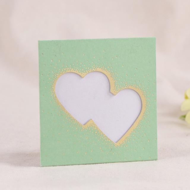 Die cut love shape custom paper business cards printing visit die cut love shape custom paper business cards printing visit 1000pcs a lot reheart Gallery