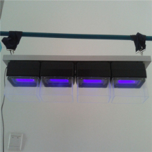Черное стекло 254nm УФ-светодиодное стекло