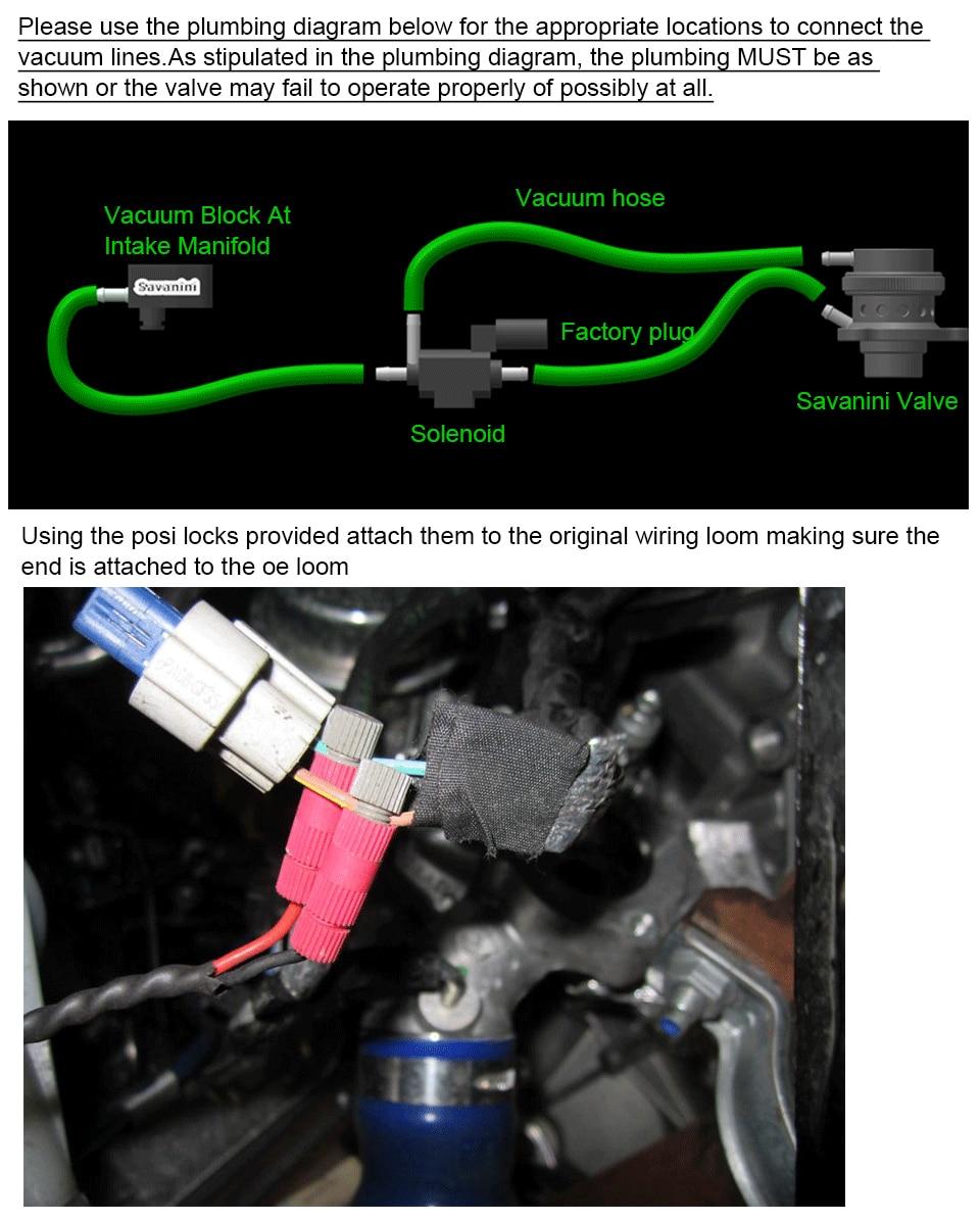 Válvula de sopro atmosférica para o motor