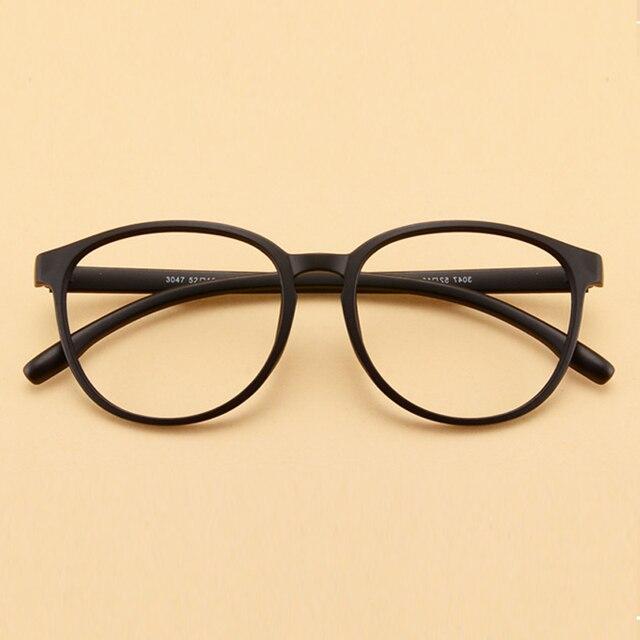 Big box ultra light tr90 myopia frame eyeglasses glasses frame ...