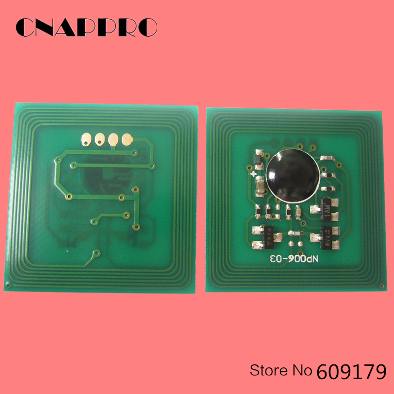 2PCS 106R01413 106R01306 106R01305 Copier Toner Chip For Xerox WorkCentre 5222 5225 5230 WorkCentre5222 Cartridge Reset Chips