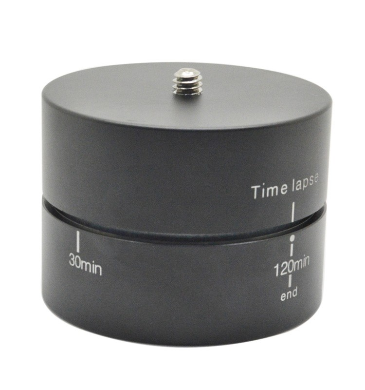 360-Degrees-120min-Panning-Rotating-Time-Lapse-Stabilizer-Tripod-for-Hero-4-3-2-1-GoPros (4)