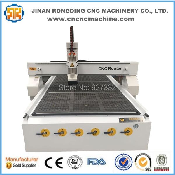 RODEO 1325 CNC ruuter, CNC masin, CNC ruuteri - Puidutöötlemisseadmed - Foto 2