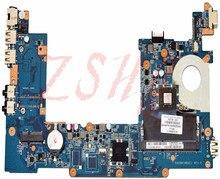 for HP mini 110 laptop motherboard 650739-001 DA0NM1MB6D0 ddr3 Free Shipping 100% test ok for hp cq43 laptop motherboard hm55 646176 001 ddr3 free shipping 100% test ok