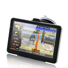 7 inch GPS Navigation 8GB/128M RAM Free Upgrade Russia/Belarus/Spain/ Europe/USA+Canada/Israel Navigator map