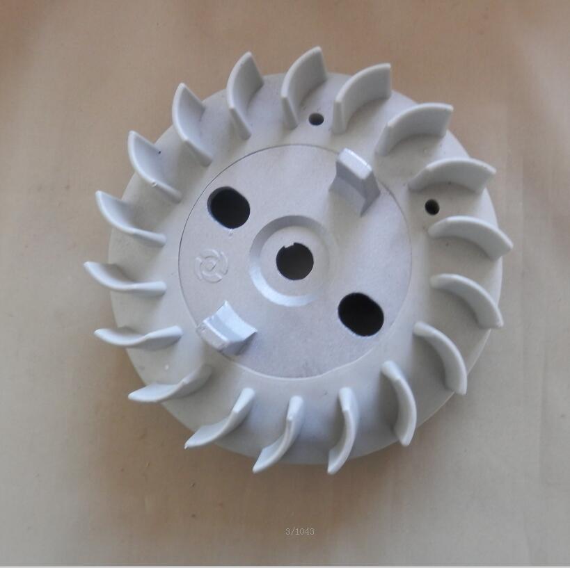 ET950 PLASTIC FLYWHEEL FITS YAMAHA ET650 2 STROKE ENGINE FLYWHEEL 650W GENERATOR FLY WHEEL 800W GENSET PARTS