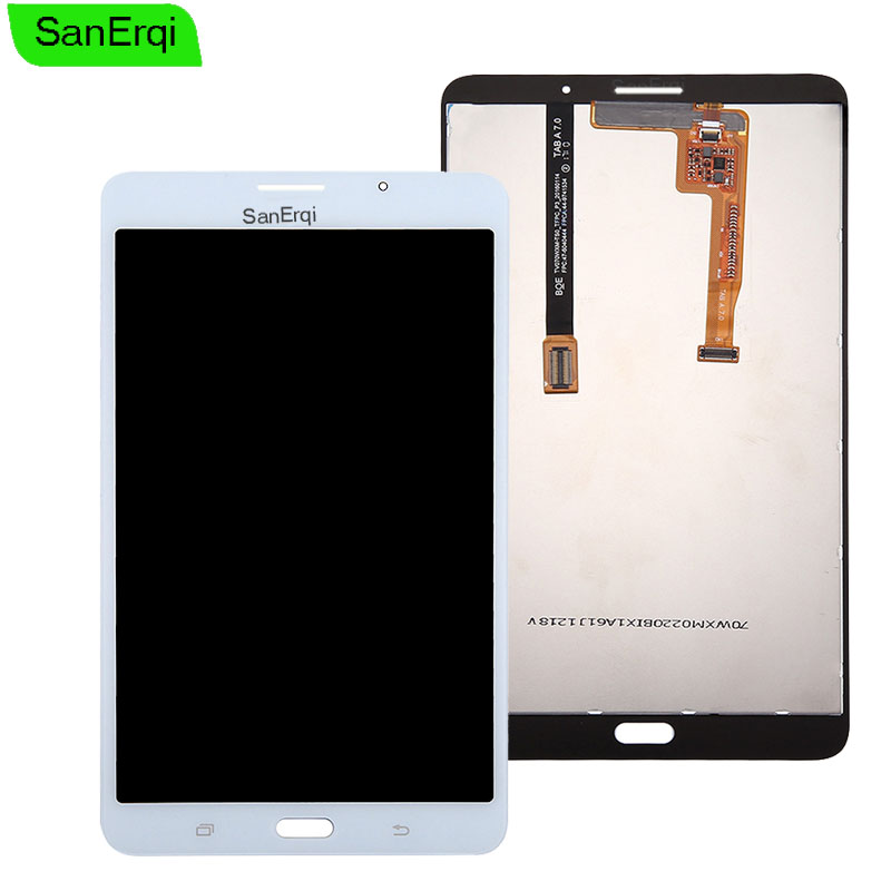 For Samsung Galaxy Tab A 7.0 SM-T285 T285 Touch Screen Digitizer Glass Lcd Display assembly