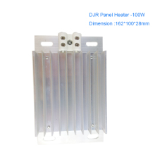 Free shipping ,  Electrical 100W DJR Ohmic Heater/Aluminum Alloy Heating element Panel Industrial Resistance Heater for cabinet