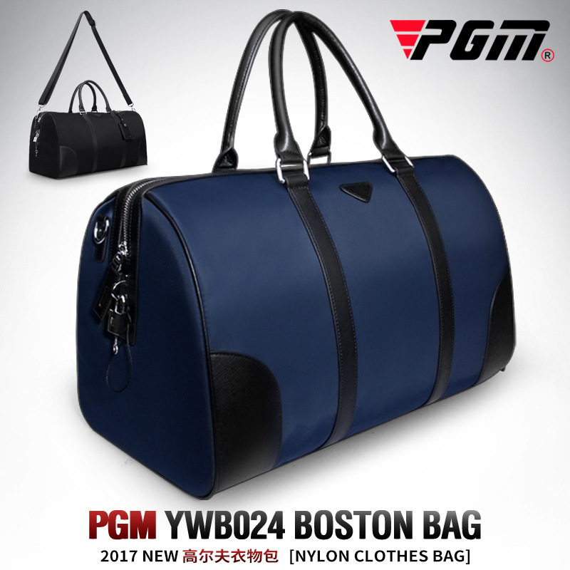 купить The New! PGM Golf Clothing Bag Men's Nylon Bag Golf High-end Clothes Bag Women Handbag A4758 по цене 4158.73 рублей