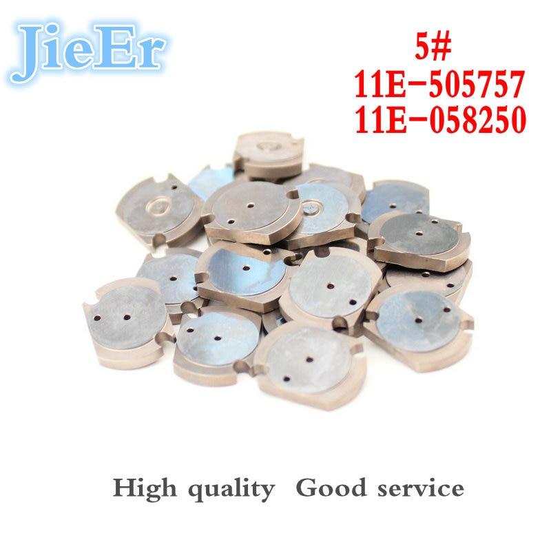 05 Common Rail Parts Diesel Injector Flow Orifice Valve Plate for 23670 30030 11R00176 11E 505757