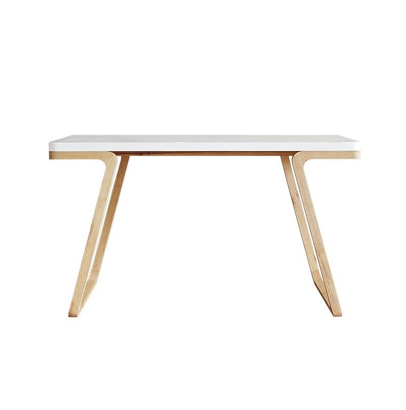"""AnpassungsfäHig 76 Cm (30 """") Hohe Einfache Design Abendessen Tisch/160 Cm Länge"""