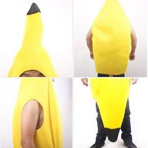 Image 3 - ผู้ใหญ่ Unisex ตลกชุดกล้วยสีเหลืองเครื่องแต่งกายฮาโลวีนผลไม้แฟนซีปาร์ตี้เทศกาลเต้นรำชุดเครื่องแต่งกาย