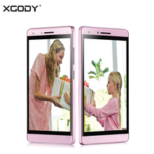 XGODY X11 5″ Smartphone Android 5.1 MTK6580 Quad Core 1GB RAM 8GB ROM 5.0MP Camera GPS WiFi Dual SIM 3G Unlock Mobile Phone