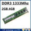 Продвижение 2 ГБ 4 ГБ 8 ГБ pc3-10600 DDR3 1333 1333 МГц DIMM Memoria Оперативной Памяти Для настольного Компьютера PC