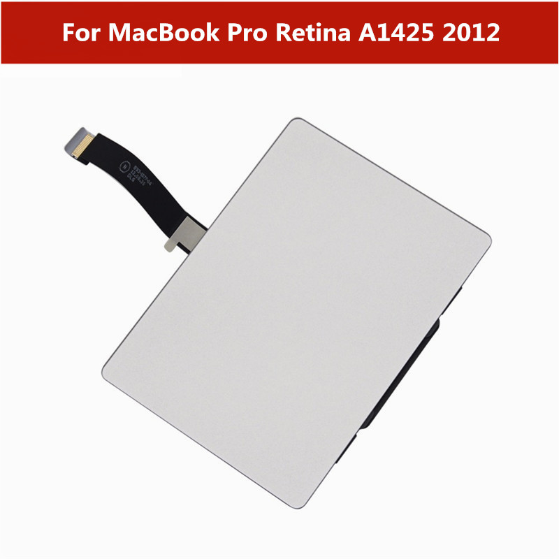 Trackpad Touchpad Touch Panel with Cable Replacement Parts For MacBook Pro Retina A1425 2012 Laptop Touch pad