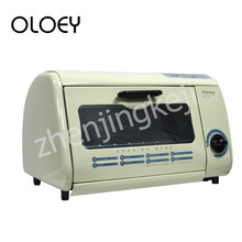 Small Electric Oven Baking Machine Cast Iron Lightweight Low Energy Consumption Fast Heating Drop-down Door Visual Panel Cooking