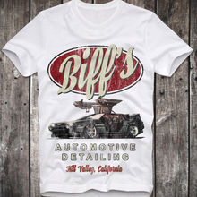 T Shirt Biff'S Automotive Detailing Back To The Future In Di