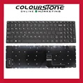 Laptop keyboard for Lenovo 110-15 IBR us black without frame notebook keyboard