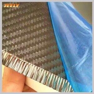 Image 5 - Jeely Plain/Twill Epoxy Coating 3K 200gsm 42% Prepreg carbon fiber fabric for sale 20㎡/roll