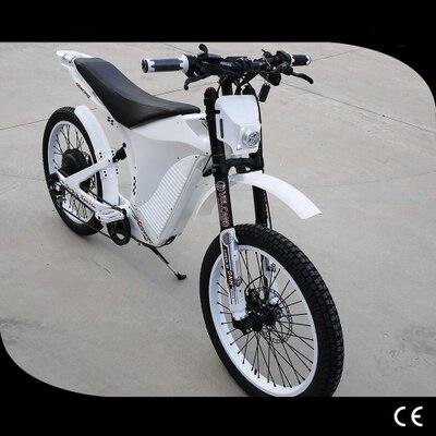 Custom Carbon Fiber font b Electric b font Motorcycle Bicycle off road font b Electric b