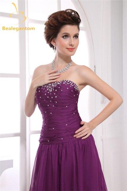 Фото модные фиолетовые вечерние платья трапеции с блестками 2019 цена