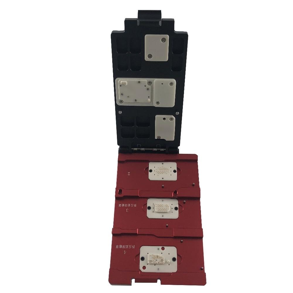 Ipad2 ipad3 IPAD4 Non-rimozione 3 in 1 adattatore per nand flash chip IC naviplus pro3000s programmatore ri-scrittura numero SN ipad riparazione
