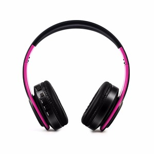 Image 5 - five colors wireless Bluetooth headphone stereo headband headset support SD card with mic for xiaomi iphone sumsamg tablet