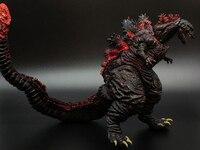 Reale Rosso di Loto Modello Godzilla Godzilla Giocattoli 2017 Mano Mobile Meccanico Mostro Bambola Ornamenti