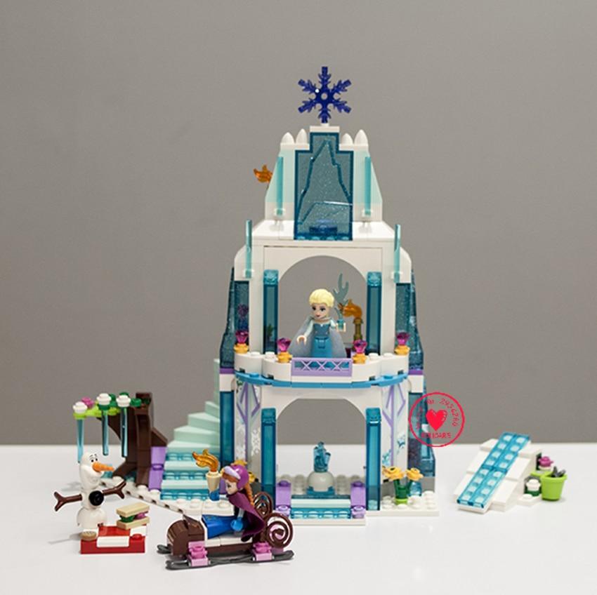 Lele 79277 Princess Arendelle Castle Celebration Building Blocks