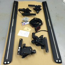 aluminium Automatic scaling Electric pedal side step running board for 2013+ Forester