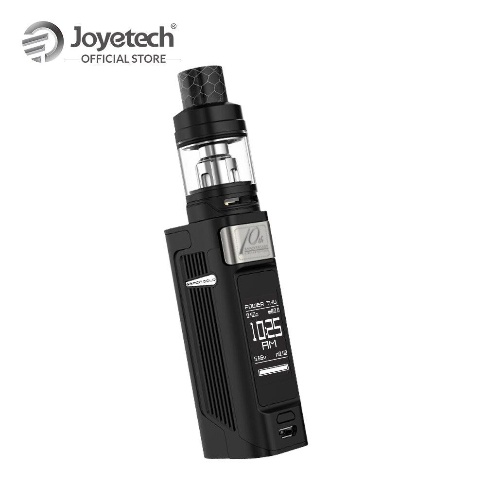 USA/France Entrepôt Origine Joyetech ESPION Solo Kit Avec 4.5 ml ProCore Air Atomiseur dans ProCA 0.4ohm Tête 80 w E Cigarette - 5