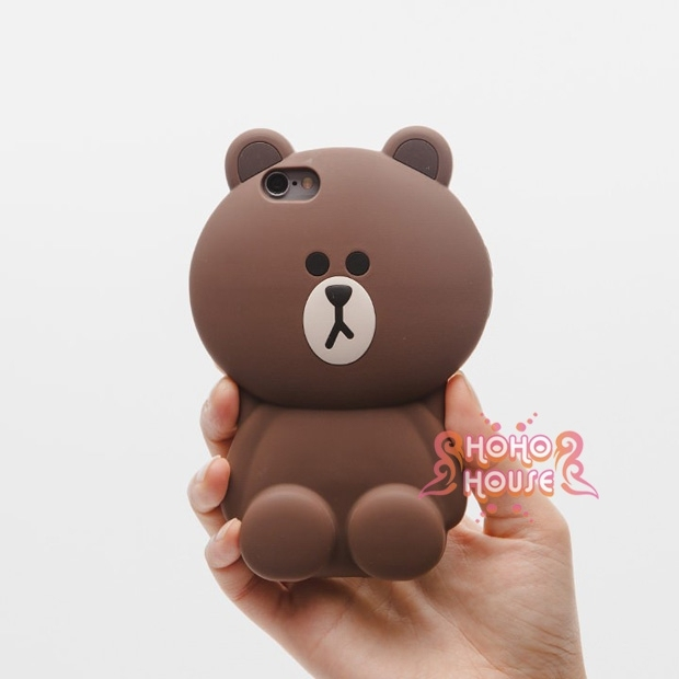 quality design b9163 17e2d US $13.6 |New Arriving Japan Line Offline Sally Brown Phone Cases Phone  Shell Cases For iPhone 6 4.7'' inches 6 Plus 5.5'' inches Cases on ...