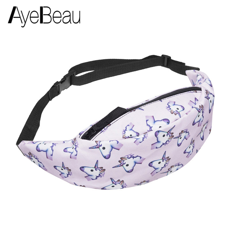 Belt Fanny-Pack Money-Sachet Waist-Bag Hip-Bum Female Girl Baby Bananka Child Women Phone