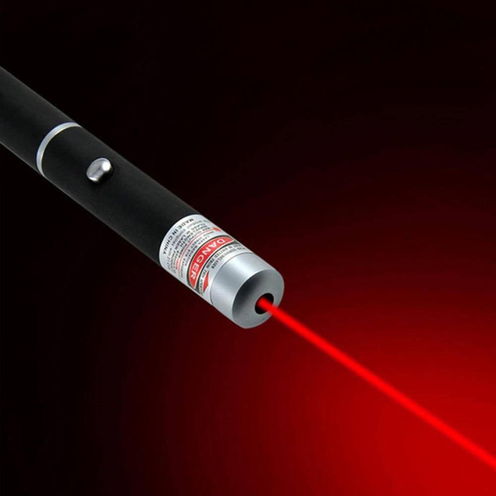 Green Blue Red Powerful Laser Potinter Pen Beam Light 5mW Laser Presenter Light Hunting Laser Sight Device Teaching Survival Kit