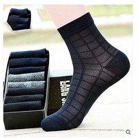 Socks Male Sock Ultra Thin Knee High Summer Thin 100 Commercial Men S Socks Cotton Anti