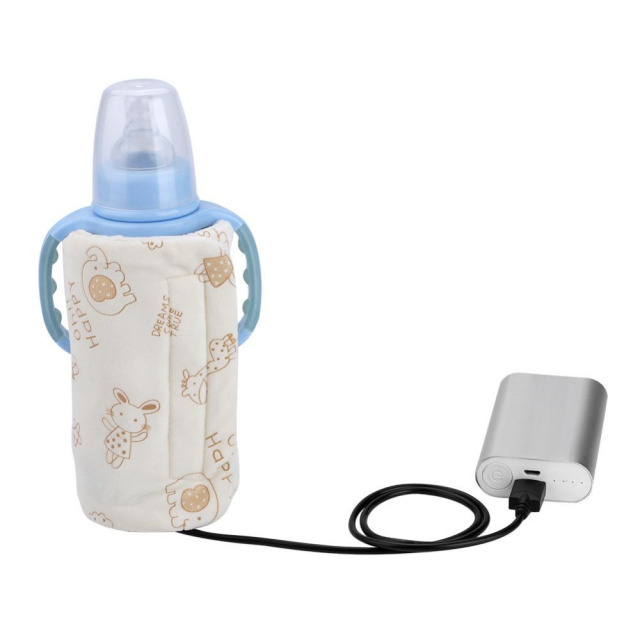 USB Portable Milk Warmer