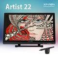 Xp Pen 22 HD Графический монитор планшет для рисования IPS интерактивный профессиональный монитор полный угол обзора расширенный режим отображе...