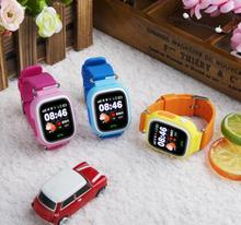 Manufacturer Kidizoom GPS Tracker Phone Sos Calling GPS Kids Smart Watch Q90