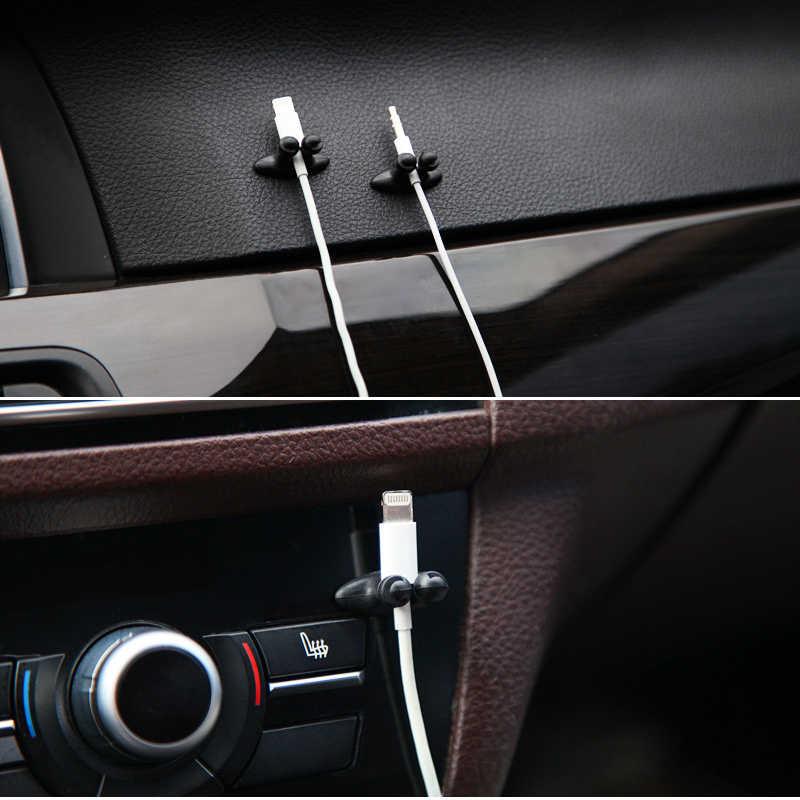 Светодиодная лампа для автомобиля крепежные зажимы мотоцикла Стикеры Ford Focus 2 3 VW
