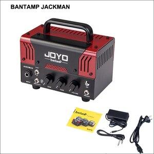 Image 2 - JOYO Electric Bass Guitar Amplifier Tube Built in Multi Effects Mini Speaker Bluetooth banTamP 20W Preamp AMP Guitar Accessories