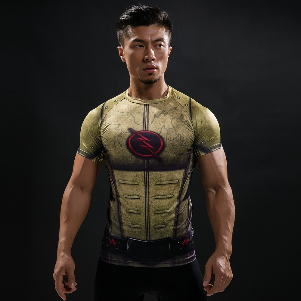 Punisher 3D Printed T-shirts Men Compression Shirts Long Sleeve Cosplay Costume crossfit fitness Clothing Tops Male Black Friday 45