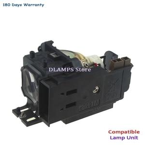 Image 2 - Новый прожектор/лампа VT80LP с корпусом для NEC VT48, VT48 +, VT48G, VT49, VT49 +, VT49G, VT57, VT57G, VT58BE, VT58, VT59