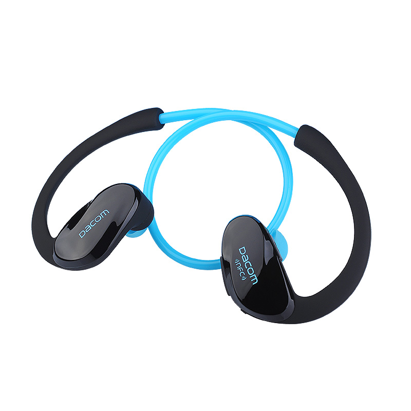 Dacom Athlete Bluetooth headset Wireless sport  headphones stereo music earphones fone de ouvido with microphone & NFC