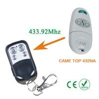Copia è venuto top 432na duplicatore di controllo remoto è venuto top432na a distanza 433.92 mhz di controllo|came top-432na|came top432na433.92 mhz remote -